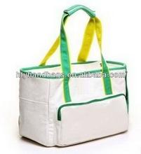Popular hot sell zipper top pet bag carriers