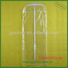 Plastic suit cover