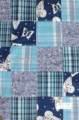 madras patchwork in tessuto di cotone prezzo per metro