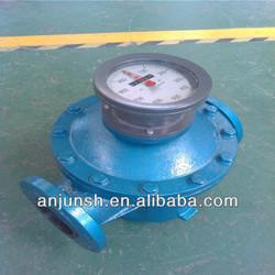 LC series digital diesel oval gear flow meter (positive displacement flow meter;flow meter) with CE approved