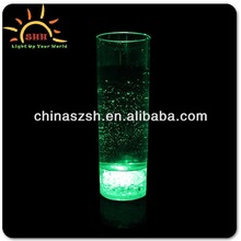 Party/Bar/Weddings/Dancing Hall/Gathering Goods Party Glowing Cup, Flashing Light Up Highball LED Christmas Plastic Mugs