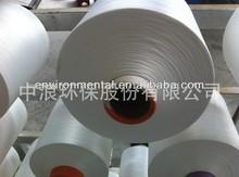 recycled semi dull DTY 150D/48F RW twist dty yarn