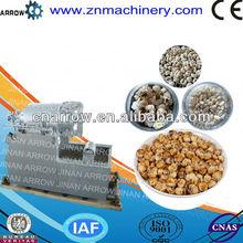 Automatic Professional Hot Air Caramel Flavored Popcorn Machine
