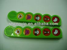 5 buttons sound pads for intellegence developement
