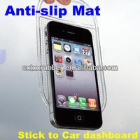 phone car anti slip sticky mat
