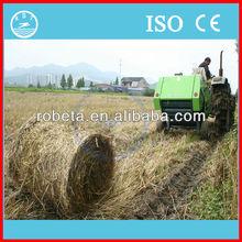 Cpacity 80-120 bales/hour of hay baler net wrap/roll hay baler
