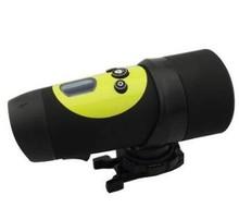 Multipurpose HD Sport Camera, 3M Waterproof, 1.3 Mega CMOS Sensor, Mount on Bike/Helmet/FPV, SCSD-VGA18A