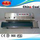 FRD-1000W date printing verticle sealing machine /band sealer with ink printer/continuous heat sealer