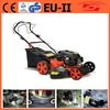 173cc four in one self-propelled portable lawn mower