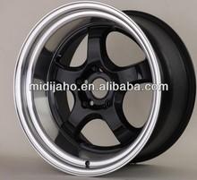 2014 Popular Design 18 Inches Black Car Aluminum Alloy Wheel Rim