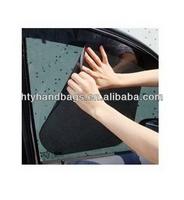 Design low price car door window sunshade