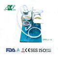 Dfx-j. Un aspirador de vacío de succión del pedal pedal de aparatos de succión de la bomba médica