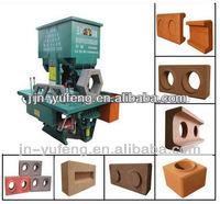 pure hydraulic interlocking block making machine equipment
