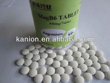GMP Magnesium Vitamin b6 Tablet