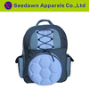 Children Backpack with Football Shell Front Pocket