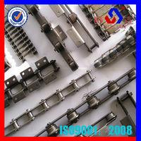 Conveyor using chain repair links