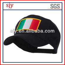 European flag hats,embroidered cotton military caps