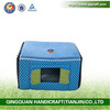QQPET 2014 QingQuan simple plush / fabric pet house pass TUV Test
