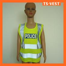 2014 warning reflective safety kids vest
