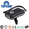 promotional ABS case 3 leds dymano torch light TP-2338