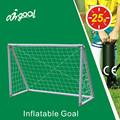 La promoción del fútbol( mini inflable objetivo como regalo de la promoción)