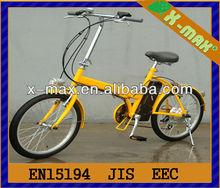 2014 new cheap folding/foldable kids electric pocket bikes