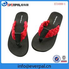 2014 new china wholesale flat sandals chappals