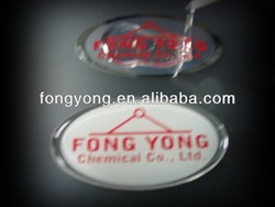 E-1155/H-1155 flexible water clear AB component epoxy resin and hardener 3D glue for label and stcikers