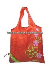 Strawberry Folding Reusable Compact Reusable/ Recycling Use Shopping Bag