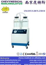 DFX-23D.II Electric Sputum Aspirator Medical