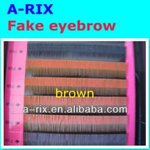korea wholesale black&brown eyebrow