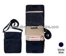 Contemporary stylish fashion passport card case