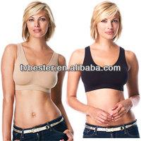 Genie bra with pads