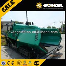 warm mix asphalt 6m asphalt concrete paver mechanical type XCMG RP601J