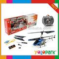 hot vender 3ch metal mini helicóptero do rc para crianças 6030