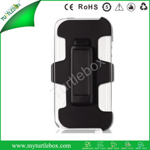 3D mobile cover for Iphone 5 IP68 test, Water, shock,dust,snow proofs