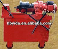 steel bar parallel thread bolt screw rolling machine