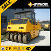 rubber roller 16 tons XCMG tyre road roller XP163