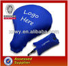 Advertising Top Quality Logo Printing Custom Promotion Bicycle Seat Cover