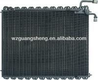 aluminum copper tube auto air conditioner condenser for mitsubishi pajero