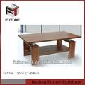 modernes mdf table basse de style italien salon meubles