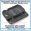 LBK307 Wireless Bluetooth Keyboard Case for Samsung Galaxy S4 S IV i9500 for samsung galaxy s4 case bluetooth keyboard case