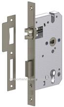 China made european storage room door lock 7260 3 latch