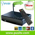 2014 melhor qualidade hd si digital via satélite tv receptor dvb-t com função de wifi