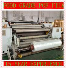 13mic polyolefin shrink film industrial plastic wrap