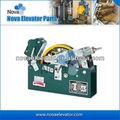 Dispositivos de segurança elevador, nv52-240 over speed governador, elevador de controle de velocidade