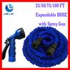 2014 Super Pop Garden Water Hose with Spray Gun Nozzle