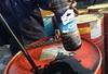 USED ENGINE OIL / USED VEHICLE OIL
