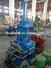 rubber internal mixer machine 80 liters pneumatic ram