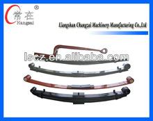trailer leaf spring suspension for heavy vehicle suspension